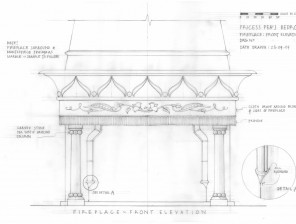 Fireplace-Front-Elev