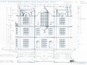Exterior-Tottington-Hall-Drawing-2