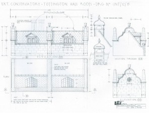 Exterior-Tottington-Hall-Rooftops-Drawing-3